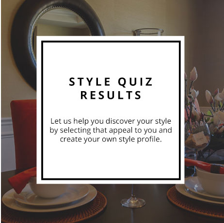 Style Quiz Results